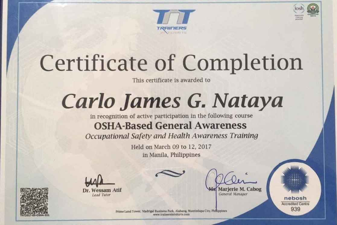 Medical Certification Association Technician Certification Satukis
