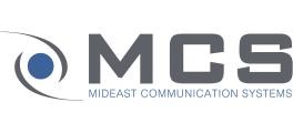 Mideast Communication Systems MCS logo