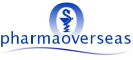 PharmaOverseas  logo