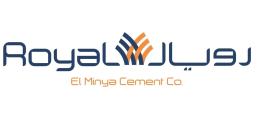 Royal Elminya Cement logo