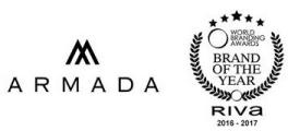 Armada Retail Concept logo