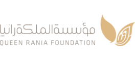 Queen Rania Foundation for Education logo
