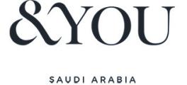 &YOU SAUDI ARABIA logo