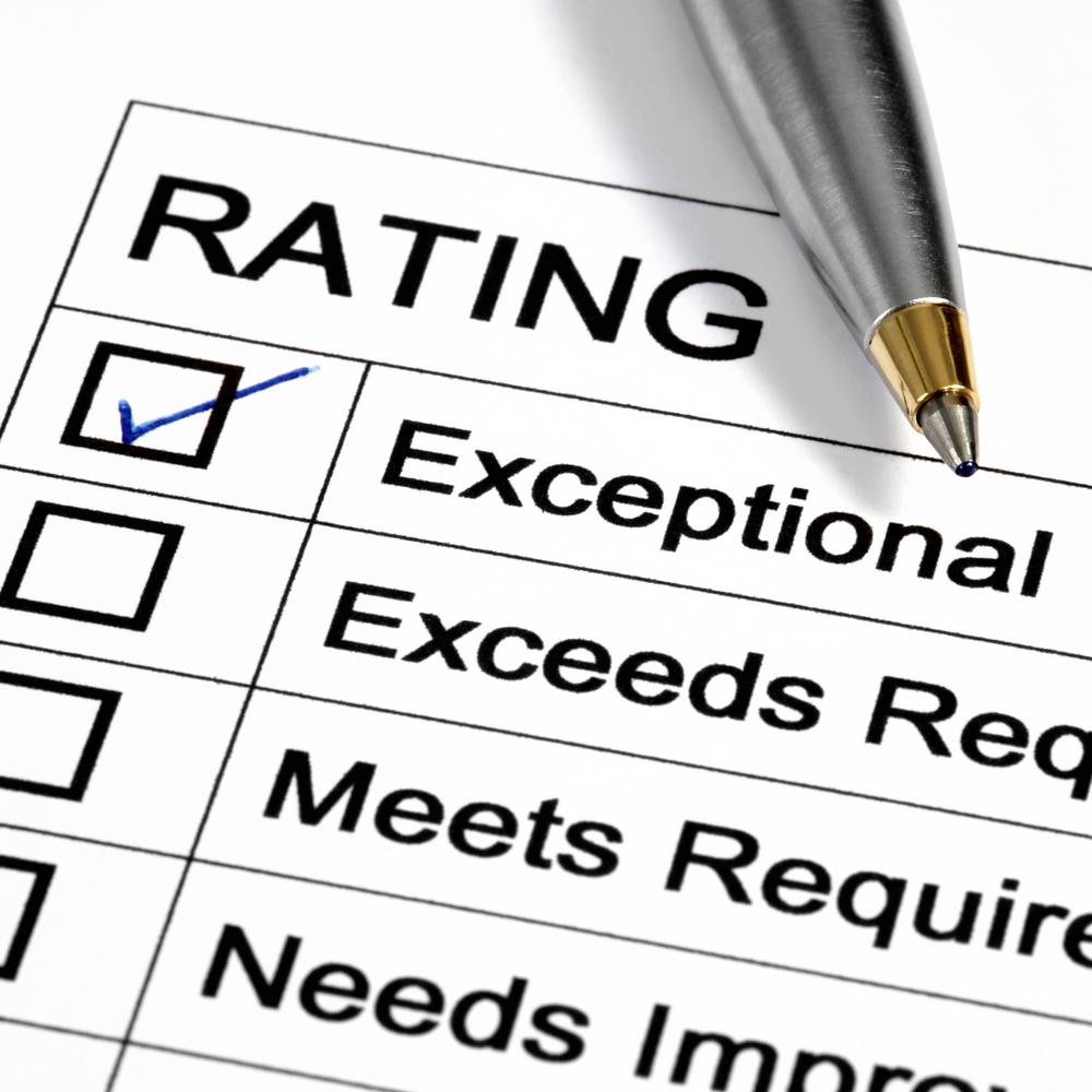 excel personnel reviews