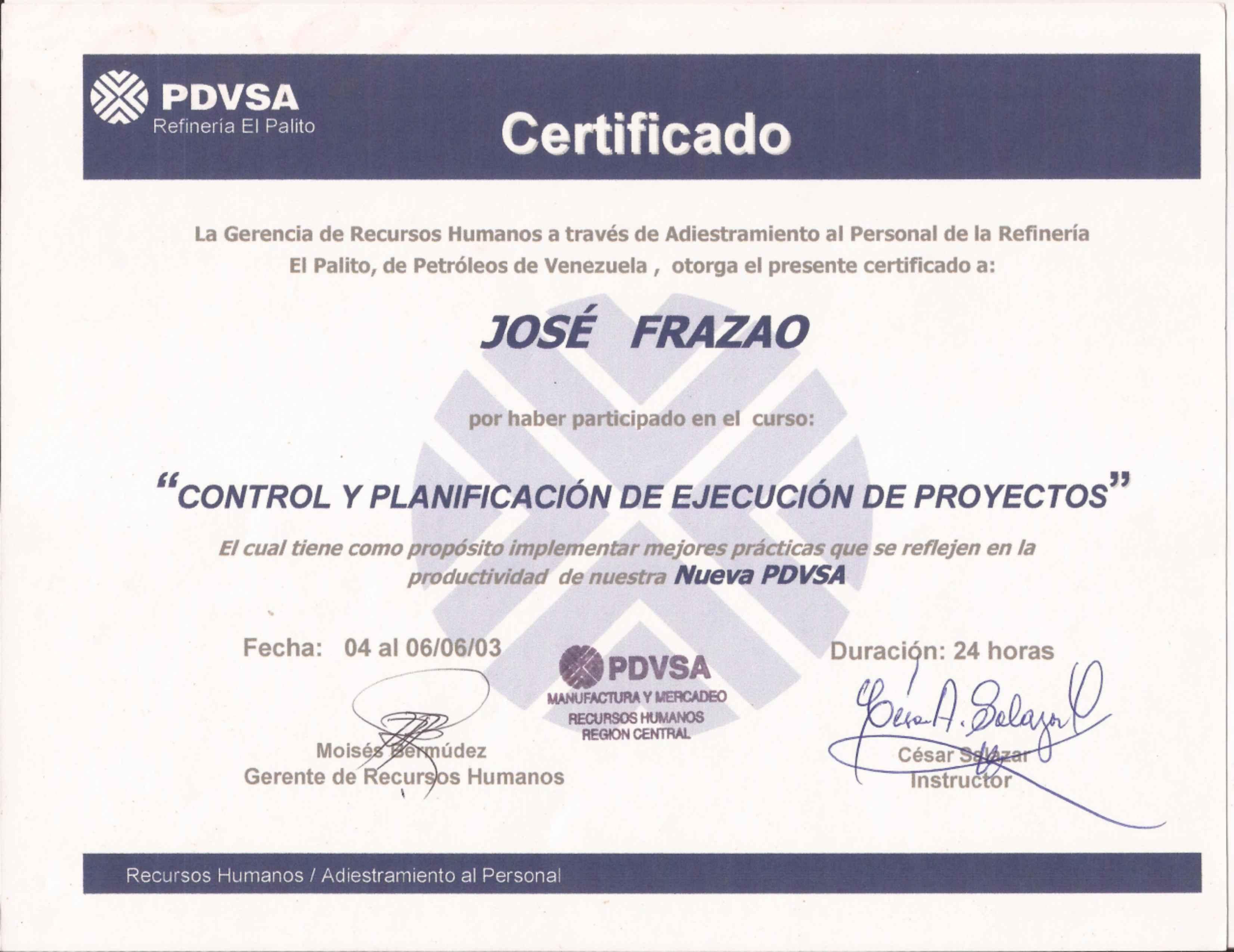 Jose frazao bayt training institute pdvsa training center 1betcityfo Gallery