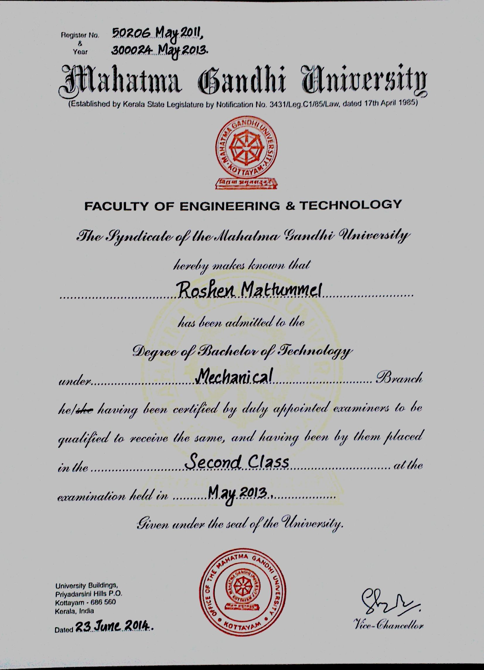 Roshen mattummel bayt also i am a mechanical engineer accredited form saudi council of engineers membership241039 i hold the certificate and id card from saudi council of yadclub Image collections