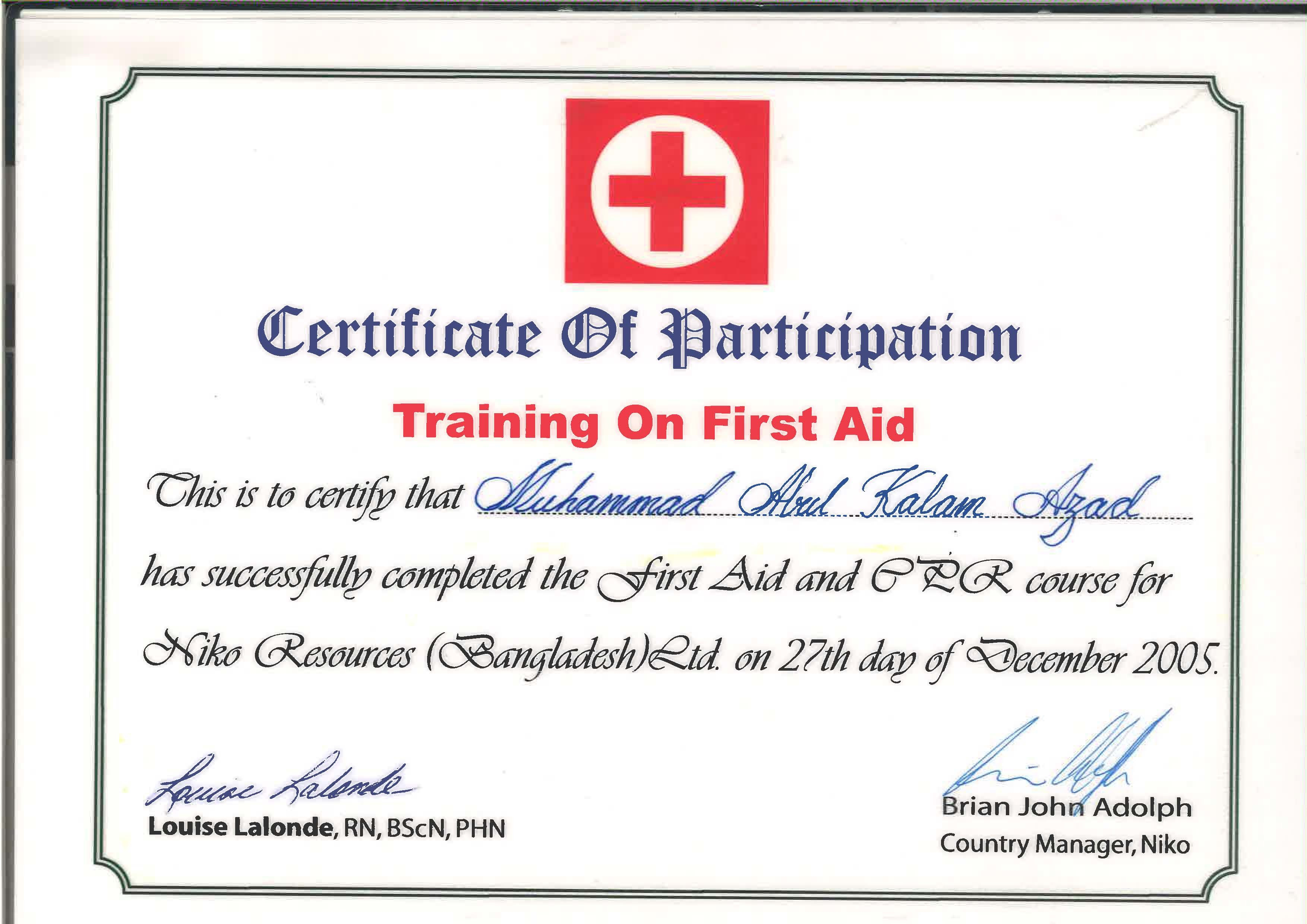 Certificate first aid training certificate mortgage templates muhammad abul kalam azad fcma baytcom 4174126 1487325848 54 muhammadabulkalam azadcma certificate first aid training certificate xflitez Gallery