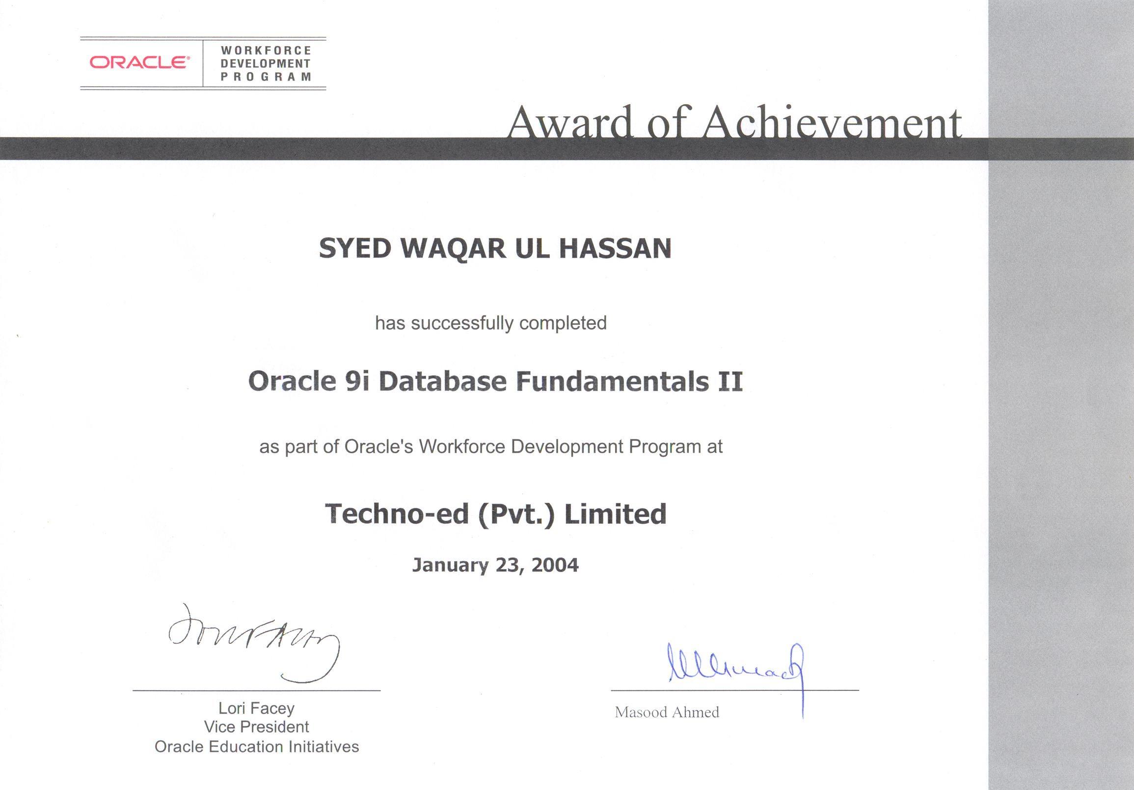 Syed Waqar ul Hassan - Bayt.com