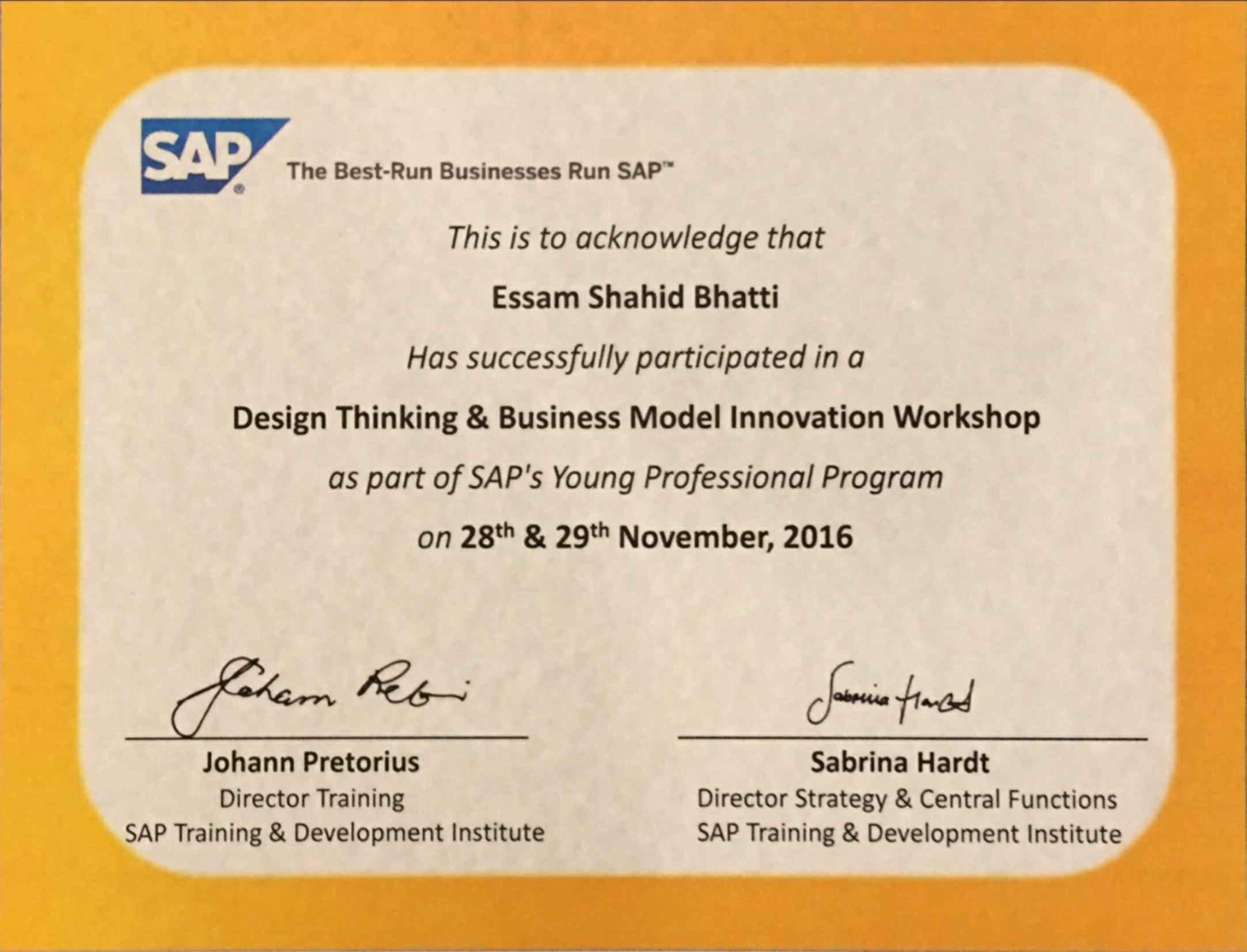 design thinking certification - softwaremonster info