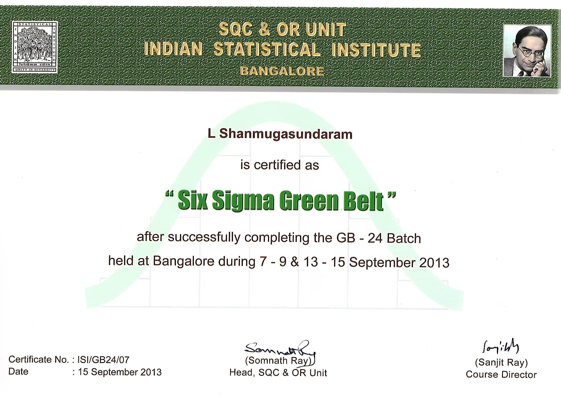 Shanmugasundaram loganathan bayt training institute indian statistical institute bangalore xflitez Choice Image