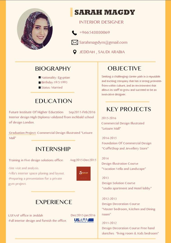 My CV Linkdin