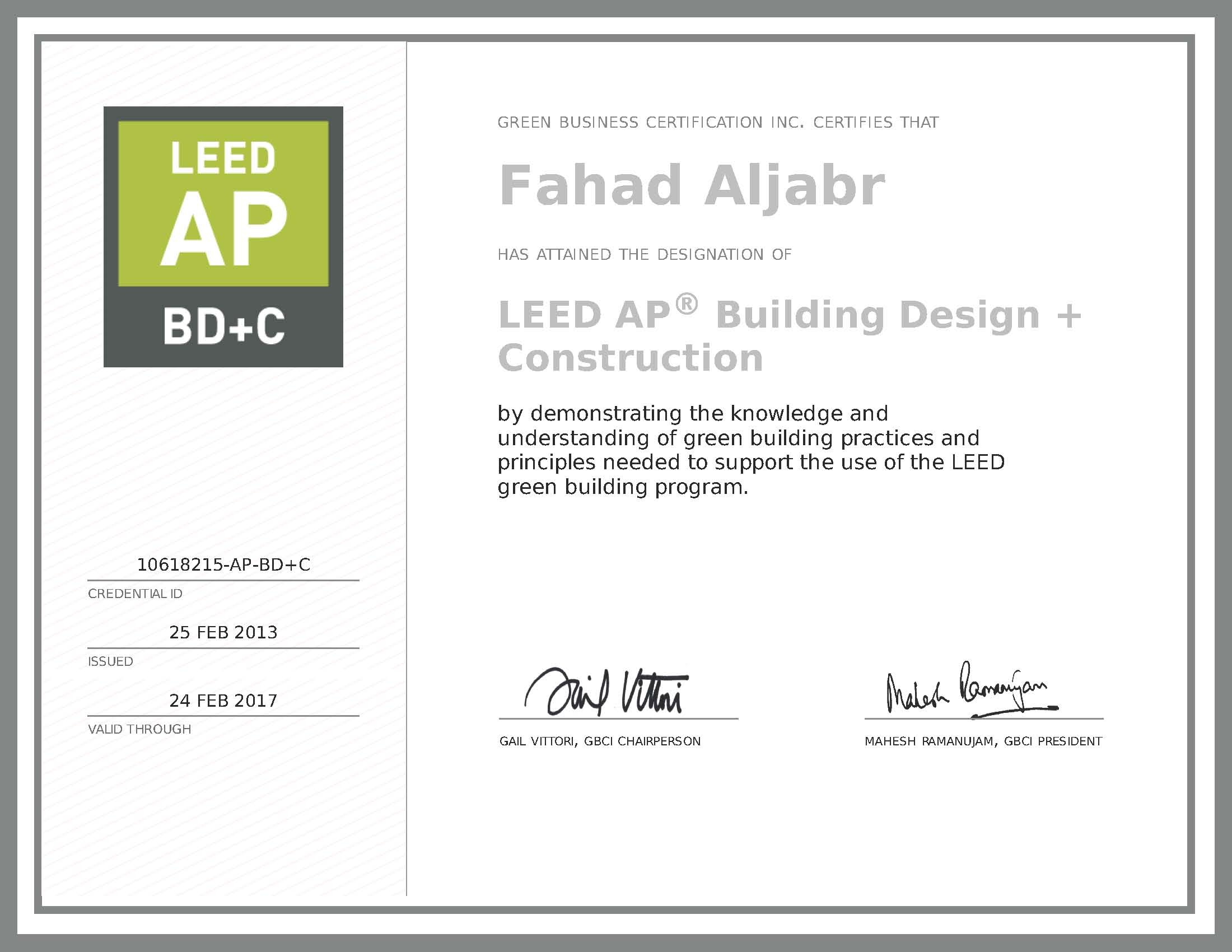 Leed Certification Letter Template 28 Images Leed