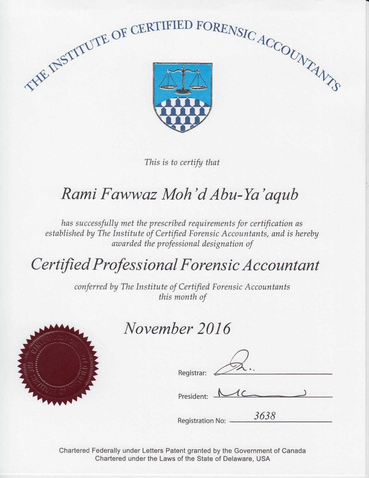 certified professional forensic accountant cpfa 1betcityfo Image collections