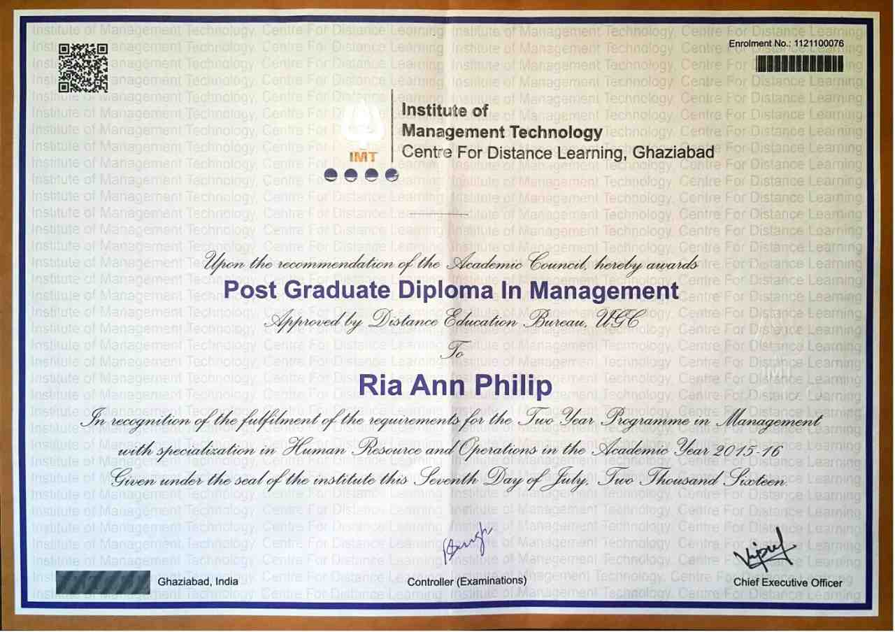Ria philip bayt at institute of management technology ghaziabad 1betcityfo Images