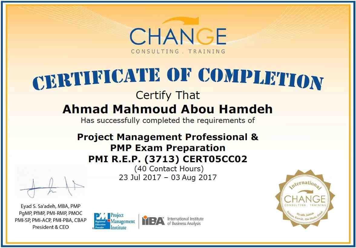 Ahmad abou hamdh bayt training institute change consulting traning 1betcityfo Images