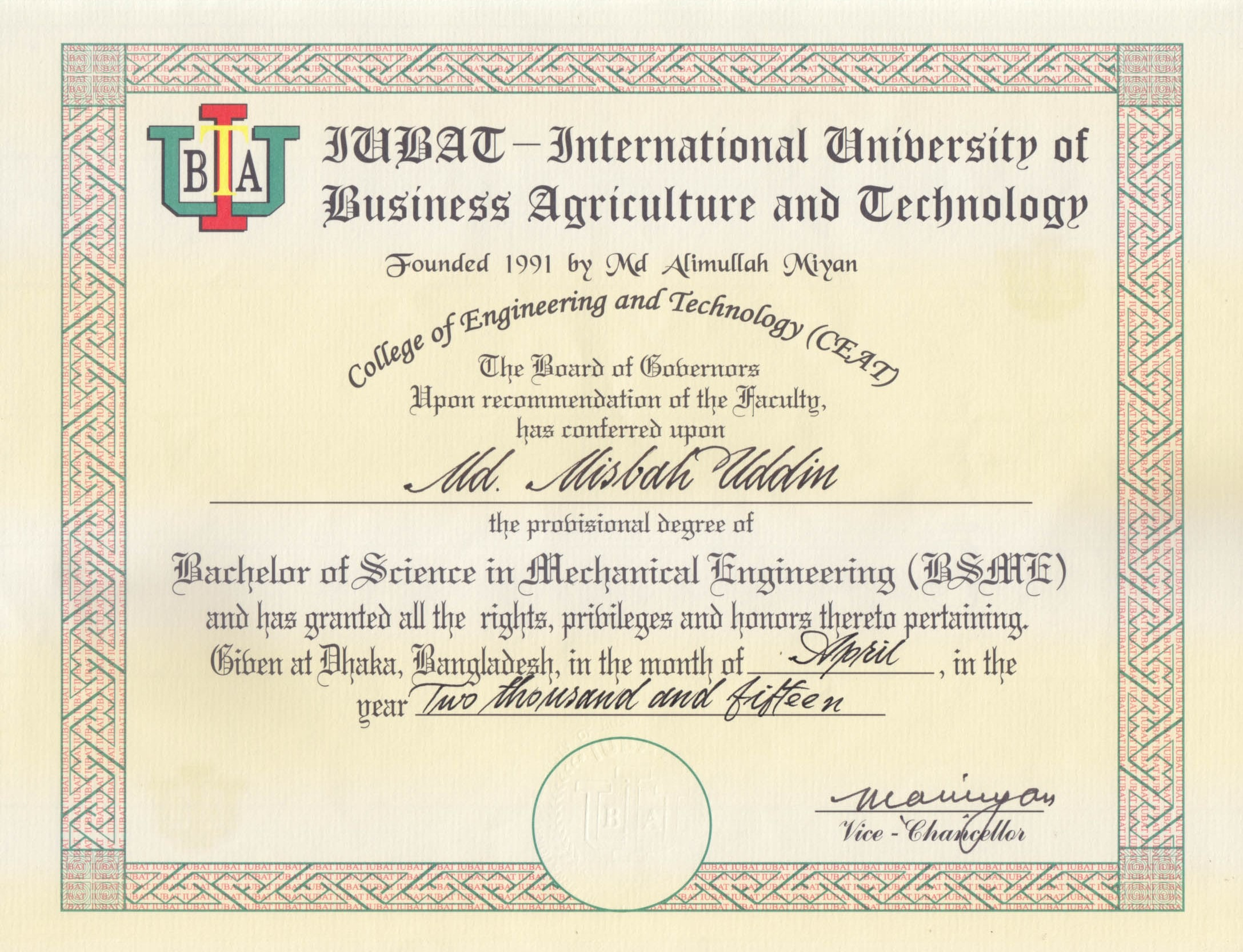 bachelor s degree and mechanical engineering The undergraduate program in the we offer an integrated master's/bachelor's degree the objectives of the bachelor of science in mechanical engineering at.