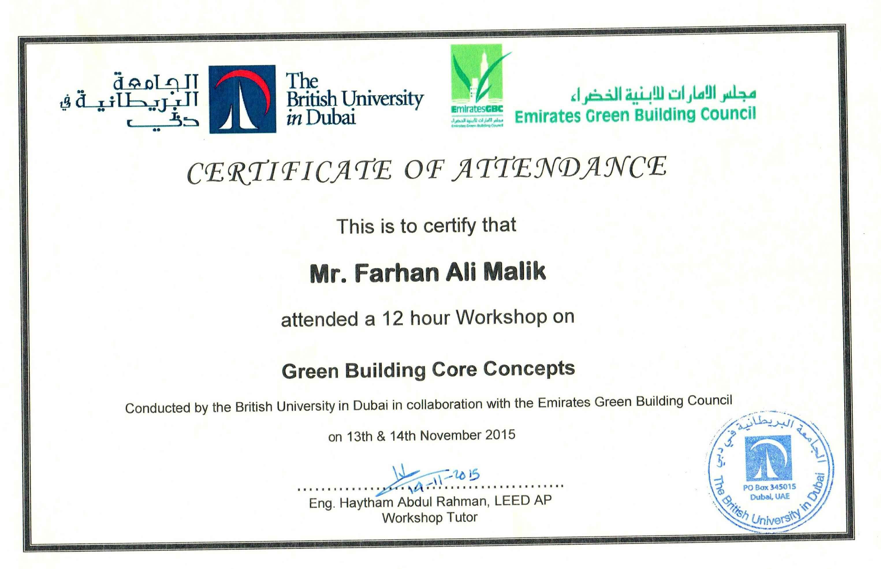 Farhan malik bayt training institute british university in dubai 1betcityfo Gallery