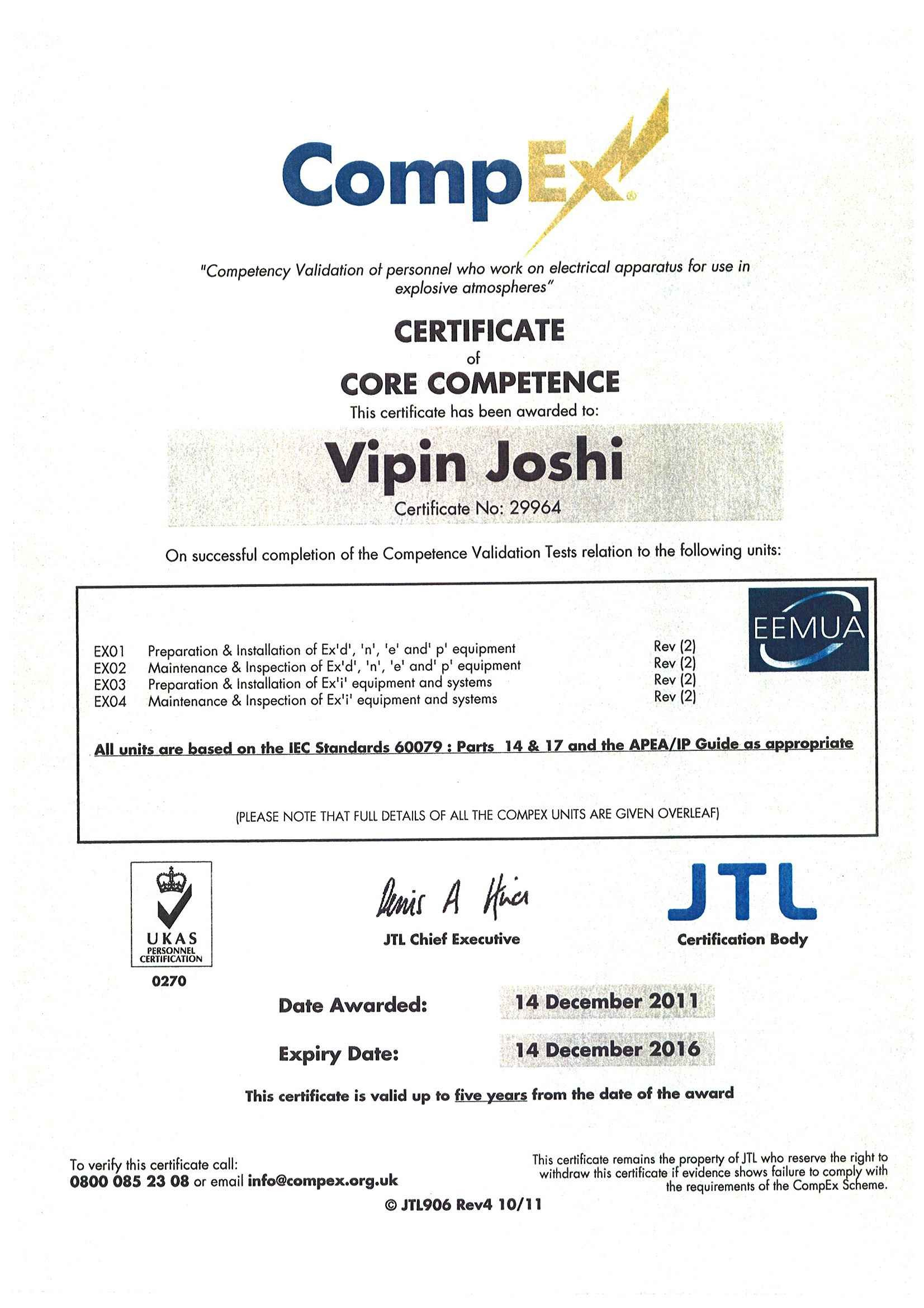Electrical isolation certificate template choice image templates vipin joshi bayt compex jtl uk certificate alramifo choice image xflitez Image collections