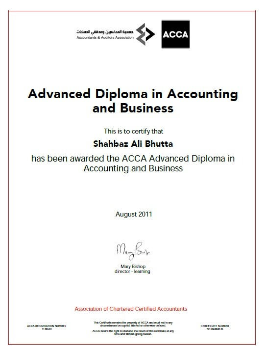 diploma for accounting technicians The certified accounting technician (cat) uk qualification is offered by the  association of chartered certified accountants (acca) upon completion of the.