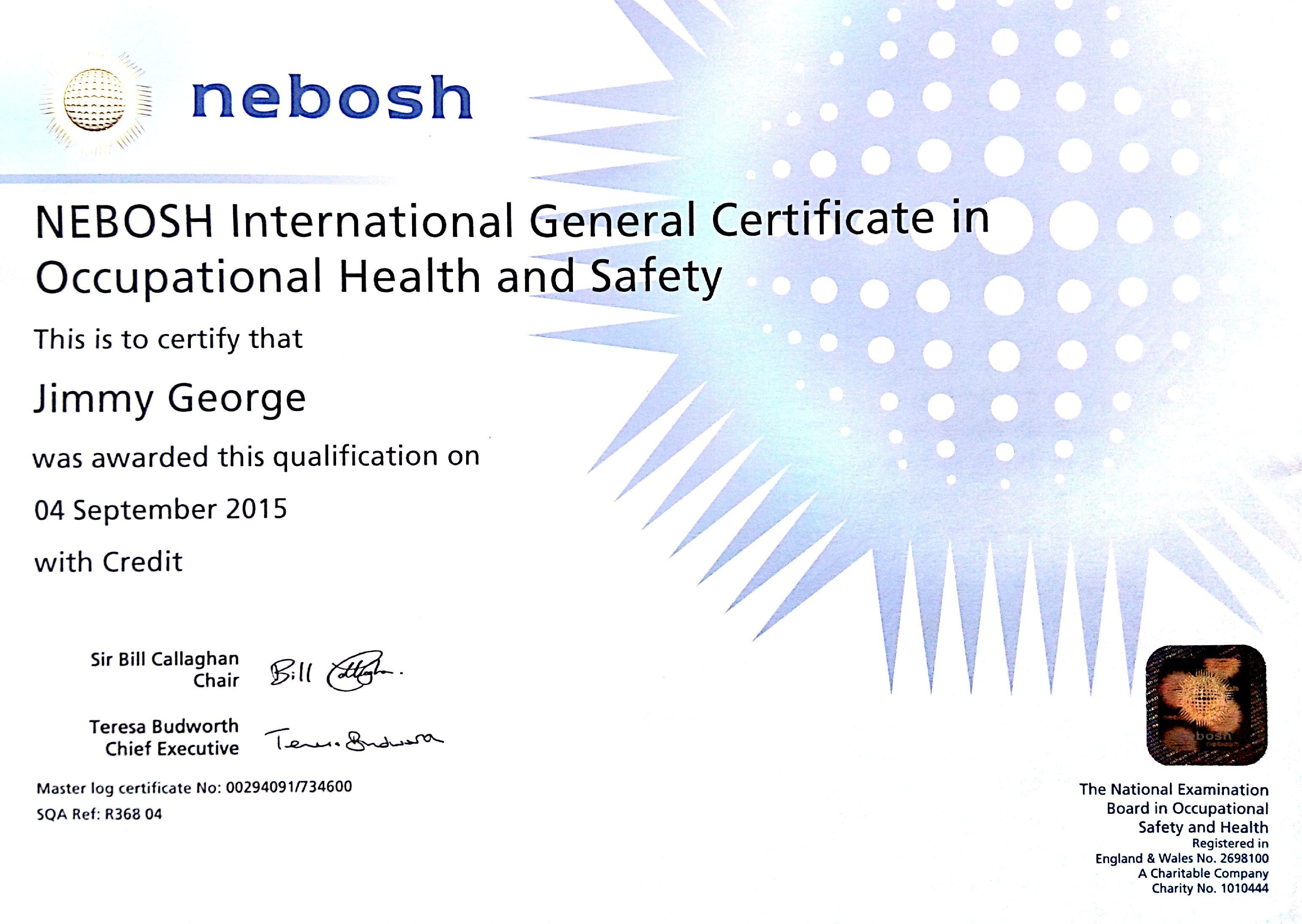 Nebosh International Diploma Past Papers Microservice Patterns