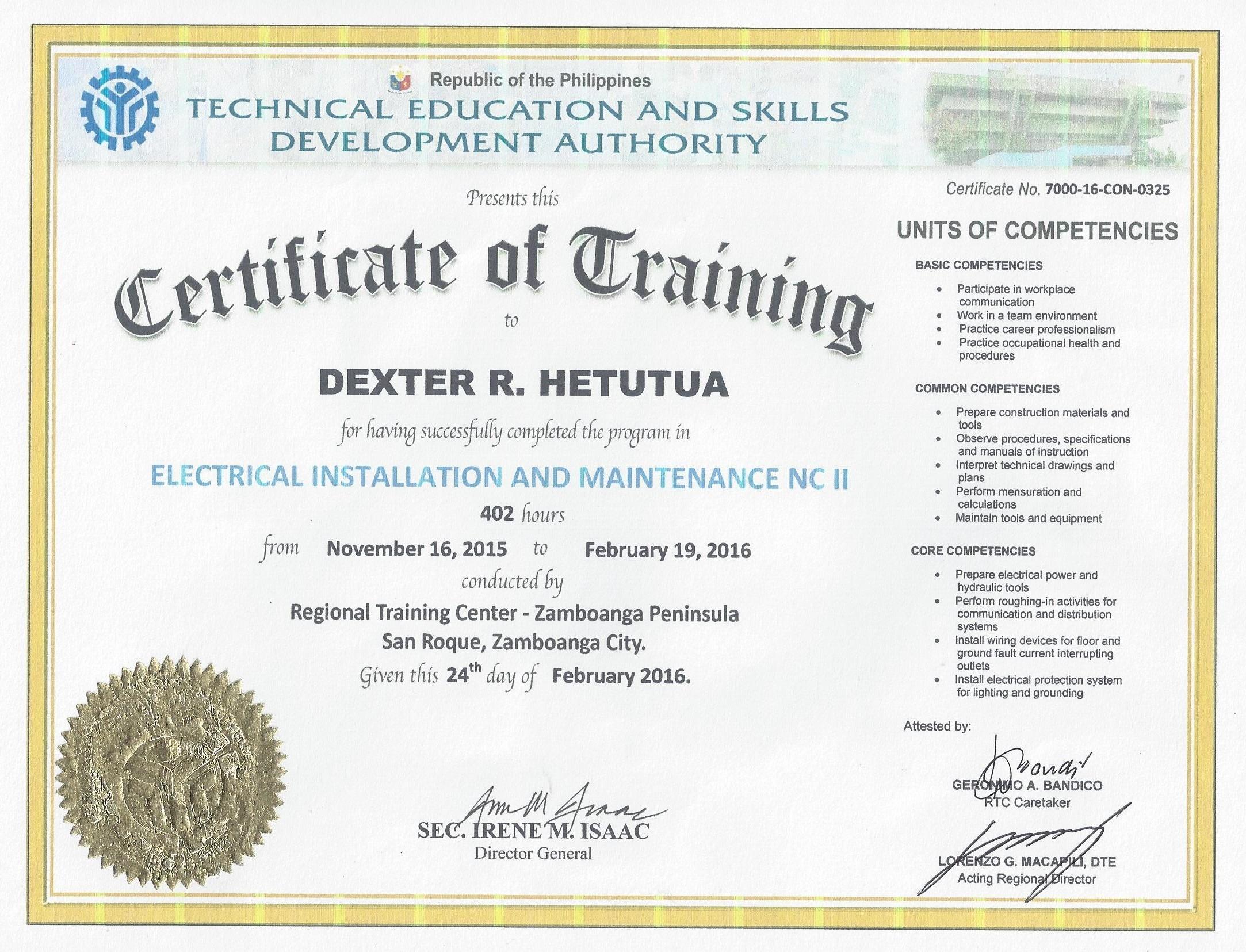 Basic Electrical Installation - Merzie.net