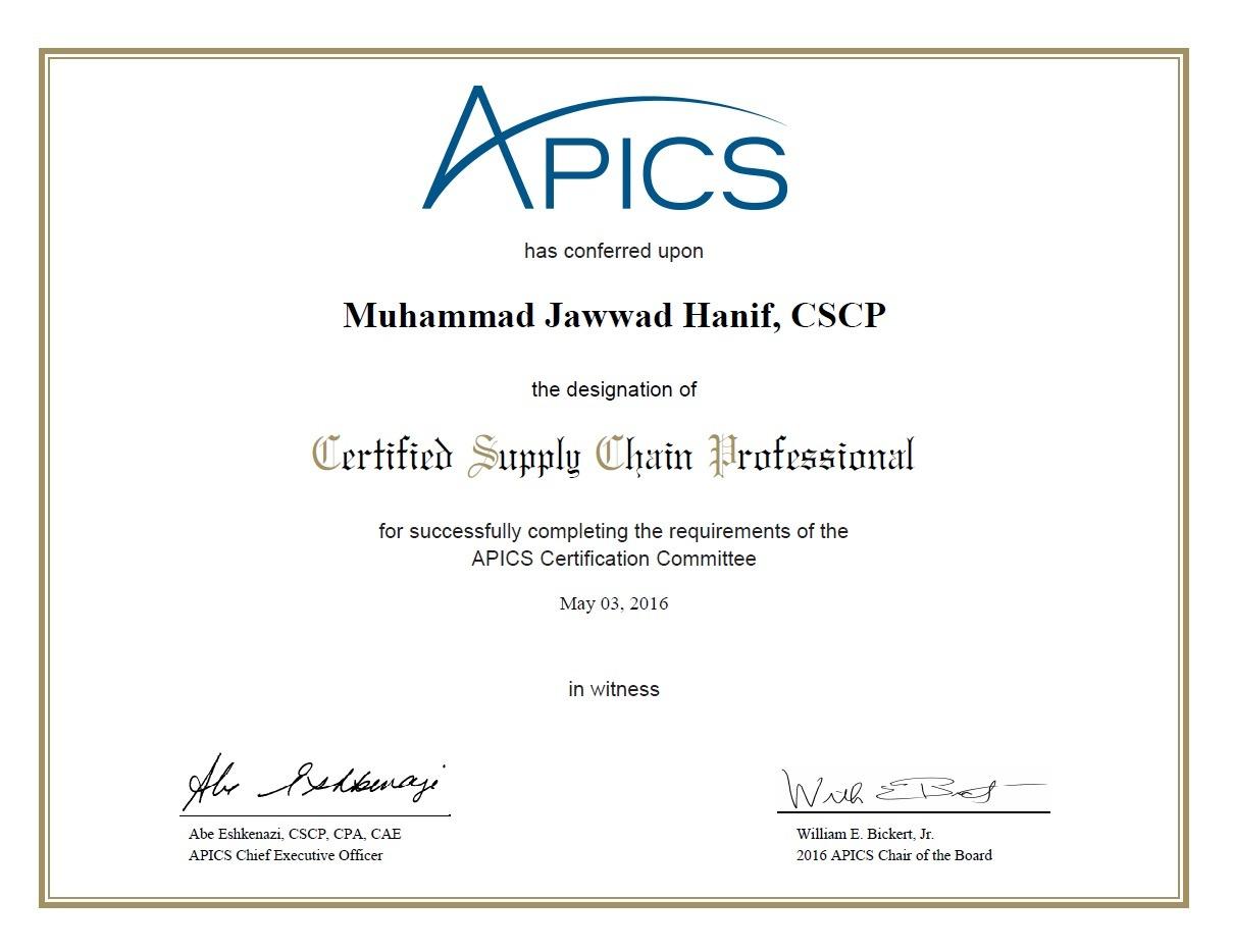 Groß Apic Certification Zeitgenössisch - zertifizierungsstelle ...