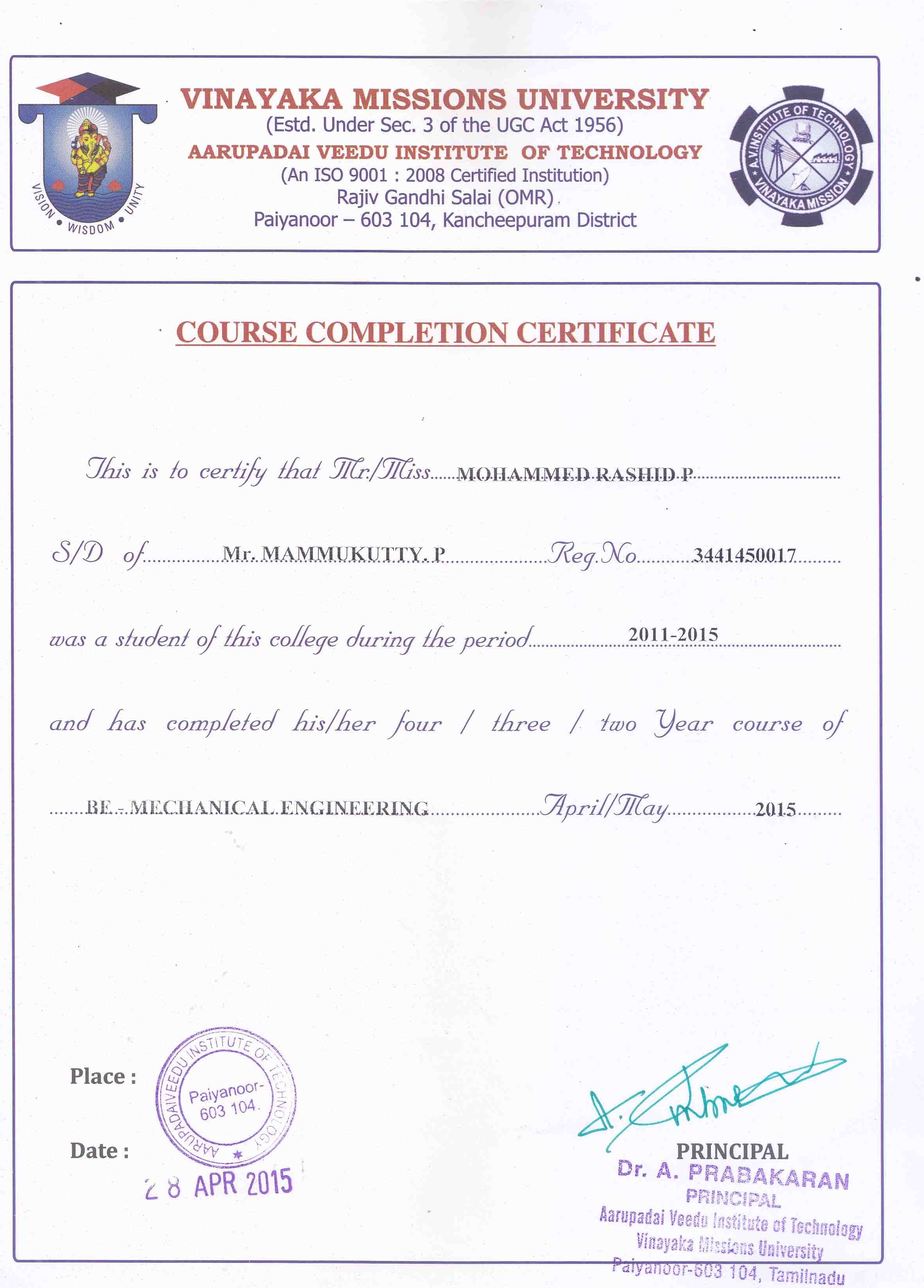 Degree completion certificate sonundrobin degree completion certificate yadclub Choice Image