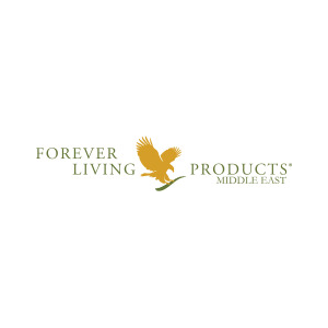 FOREVER LIVING PRODUCTS FLP  logo