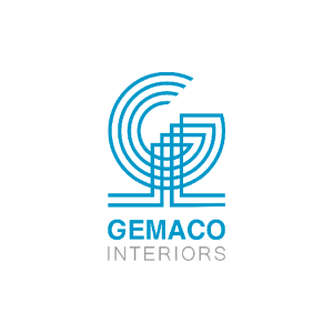 GEMACO Interiors Interior Design Office Fitout And Furniture Abu Dhabi Logo